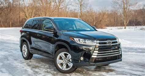 toyota highlander review  competitive