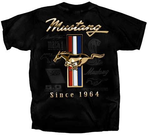 T Shirt Mustang dex cool ford mustang