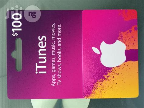 Apple Gift Card On Sale - apple itunes gift card for sale in lagos buy accessories for mobile phones and