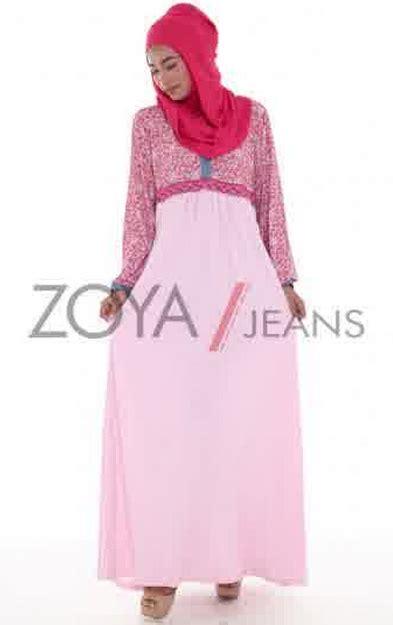 Baju Muslim Zoya Oneline Koleksi Gambar Baju Muslim Zoya Terbaru 2015
