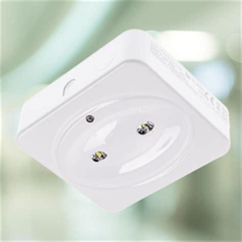 Lu Downlight Emergency safe spot surface led downlight emergency lighting