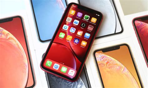 iphone xr release today  ultimate deal  apple fans revealed expresscouk