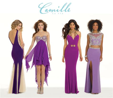 Camille Vie Prom Dresses images