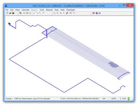 Landscape Irrigation Design Software Sprinkler Hydraulic Calculation Software