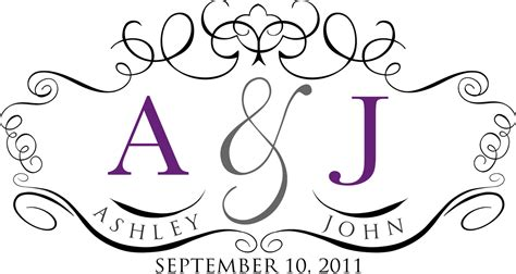 Wedding Monogram by Wedding Monogram Free Www Pixshark Images