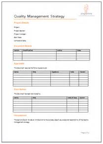 document management strategy template programme project tools project planning document