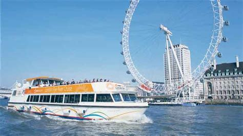 thames river cruise merlin london attractions pass save 35 visitbritain