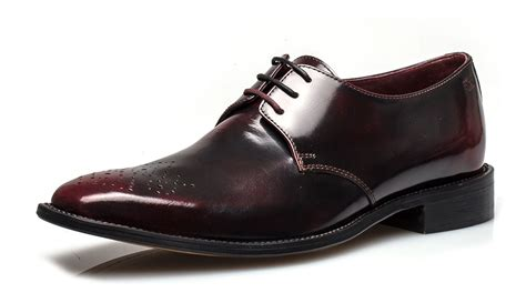 oxford shoes or brogues brogues earl polished mens brogue oxford gibson