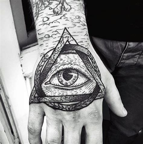 eye of providence tattoo 60 eye of providence designs for manly ink ideas