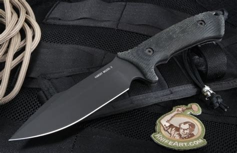 spartan harsey model 1 spartan blades harsey model 2 black on black fixed blade