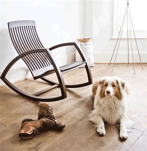 furniture ideas  awesome modern rocking chair designs   home contemporist