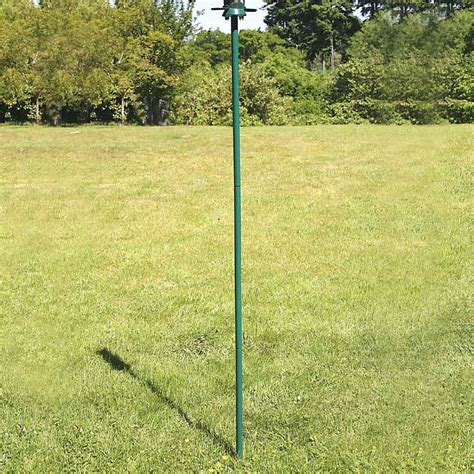 cj wildlife garden pole for bird feeders