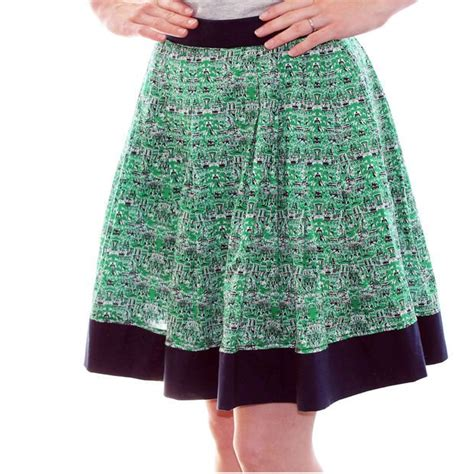 Simple No Pattern Skirt | easy pleated skirt no pattern needed sewing skirts