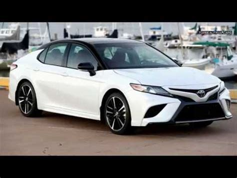 2020 Toyota Camry Xse by 2020 Toyota Camry Xse Interior And Exterior