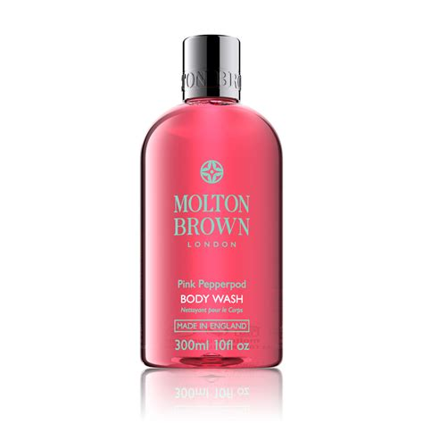 Bath Shower Gel molton brown 174 pink pepperpod bath amp shower gel shop online