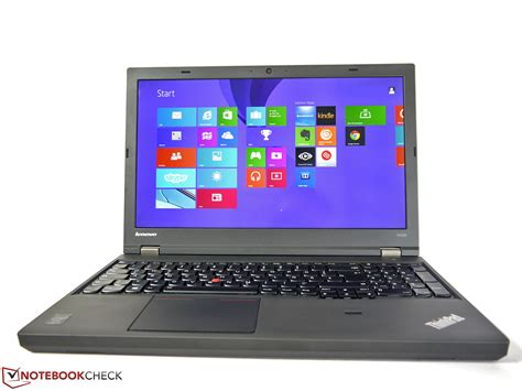 Laptop Lenovo W540 k箟sa inceleme lenovo thinkpad w540 workstation