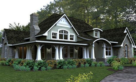 18 stunning craftsman custom built home designs