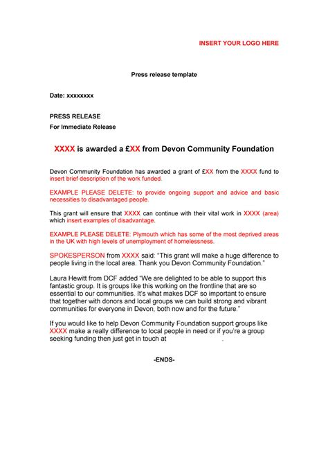 template for press release sle media press release template 28 images file wikimedia