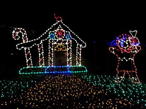 meadowlark s winter walk of lights l daycation dc
