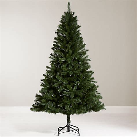 buy john lewis fireside christmas tree 6ft john lewis