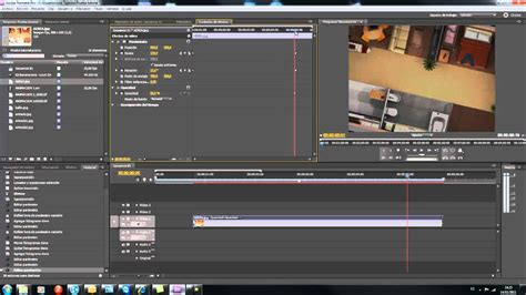 tutorial adobe premiere zepfilms tutorial basico adobe premiere espa 209 ol youtube