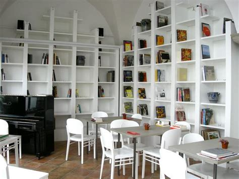 brac libreria italian trend contemporary design bookshop cafe s