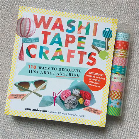 washi crafts washi crafts by cathe holden s