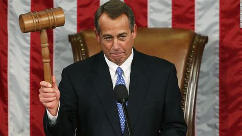 speaker of the house of representatives photos john boehner s political career