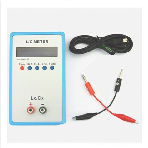 inductance meter pdf lc200a inductance inductor capacitance capacitor l c multimeter meter tester ebay
