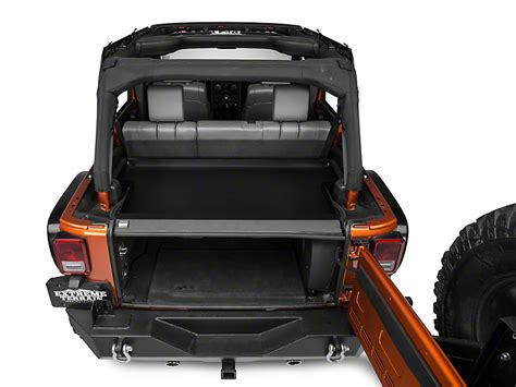 Tuffy Security Deck by Tuffy Wrangler Security Deck Enclosure 275 01 11 18 Jeep