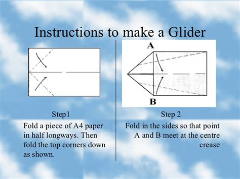 How To Make A Paper Airplane Turn Right - how to make a paper plane