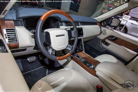 suv range rover interior sdautoshow does anyone a better suv interior than