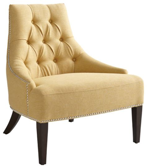 Living Room Chairs Toronto Caprice Lemon Linen Accent Chair Contemporary Living Room Chairs Toronto By Inspired
