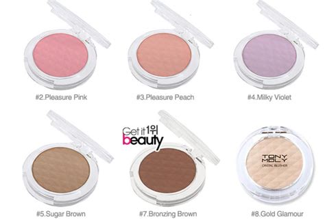 review tony moly blushers 3 4 5 12 16 chrissie reviews