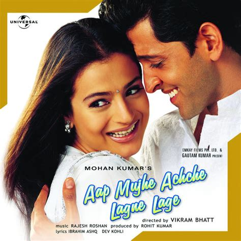 hrithik roshan movie song aap mujhe achche lagne lage 2002 movie mp3 songs