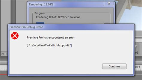 adobe premiere pro startup error adobe premiere pro has encountered an error techyv com