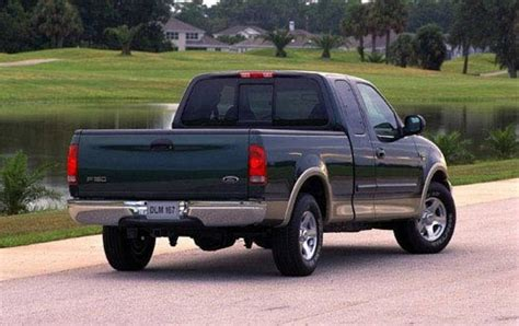 1999 ford f 150 cab 1998 ford f 250 information and photos zombiedrive
