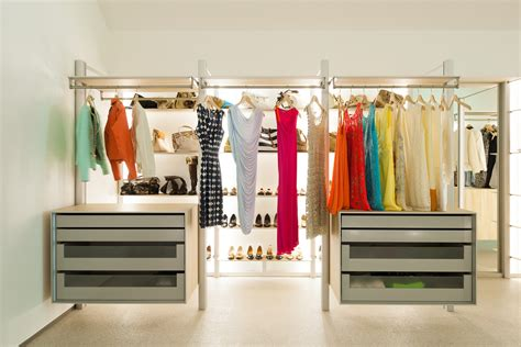 Open Wardrobe System by Walk In Closets And Open Wardrobe Systems Custom Made