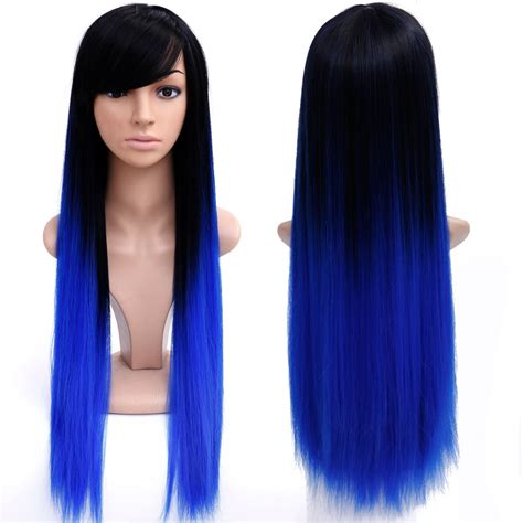 colored wigs 28 ombre colored wigs cheap synthetic wigs for