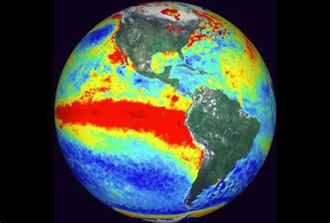 Raket El Nino 07 il global warming di el ni 241 o climatemonitor