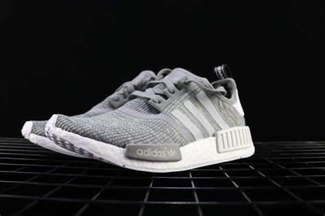 Adidas Nmd For 1 adidas nmd r1 glitch solid grey white for sale hoop