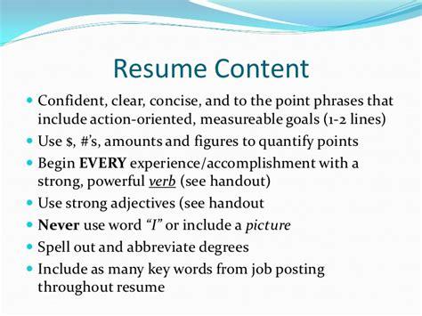 abbreviate degrees resume