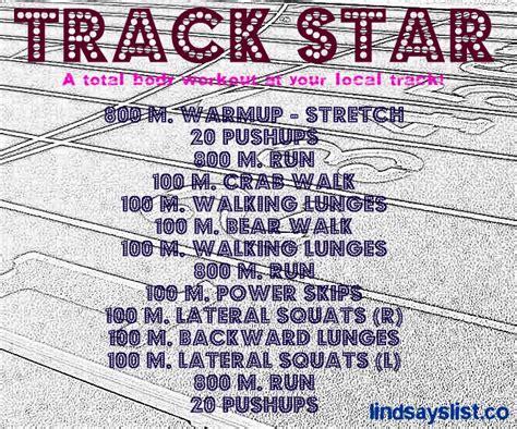 track lindsay s list