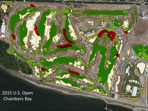 chambers bay layout for us open trip report chambers bay for spectators the robservatory