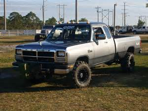 1st Dodge Cummins Lifted 1st Dodge Cummins Diesel Gens Only