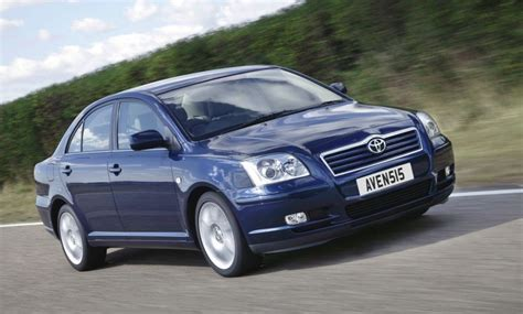 How Much Is Toyota Avensis Toyota Avensis Saloon Review 2003 2008 Parkers