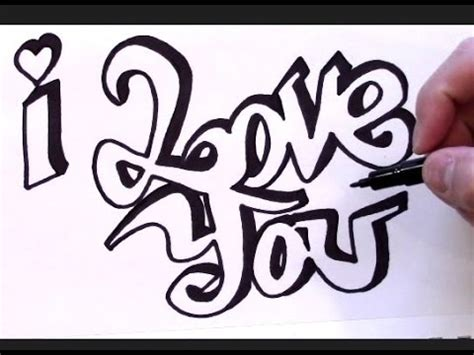 Imagenes I Love You Graffiti | i love you graffiti imagenes imagui