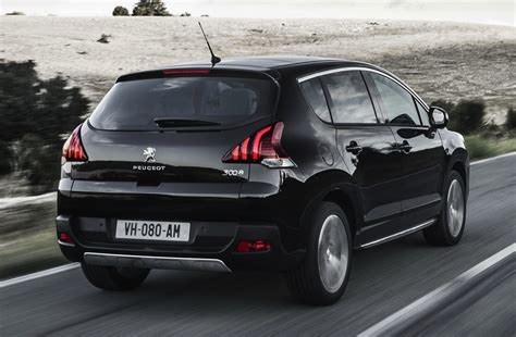 peugeot one peugeot 3008 facelifted for 2014 photos 1 of 11