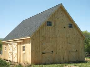 Free Barn Plans free barn plans professional blueprints for horse barns