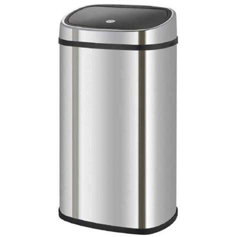 kitchen move poubelle de cuisine automatique 50 l cdiscount poubelle cuisine semi automatique kitchen move